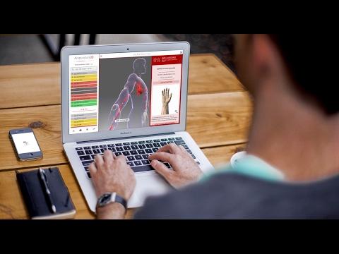 Tutoriel de manipulation du logiciel - Acupuncture 3D