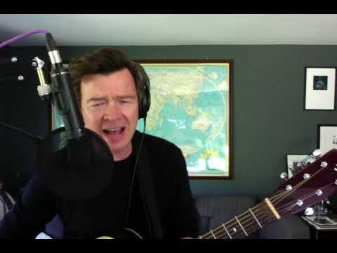 Rick Astley – Everlong (Foo Fighters Live Cover)