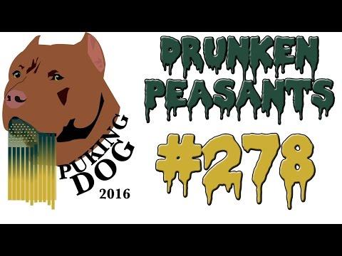 Obama VS. Obama - 9/11 Matresses - Manatee Madness - Drunken Peasants #278