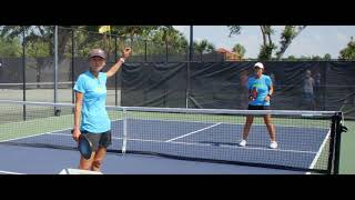 Pickleball Tutor Tips: How to Practice Overheads with a Ball Machine