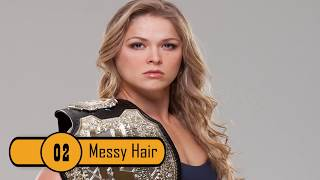 Pictures Rhonda Rousey Wants To Keep Hidden