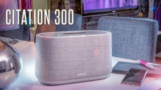 Citation 300 review - Google assistant controlled speaker