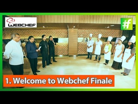 #fame Food -​​ WebChef Finale | Online Hunt for India's Best Amateur Cook | Promo 1