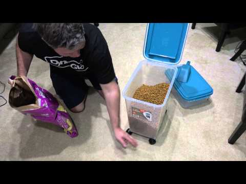 Airtight Pet Food Container Combo Kit Review in 4K UltraHD
