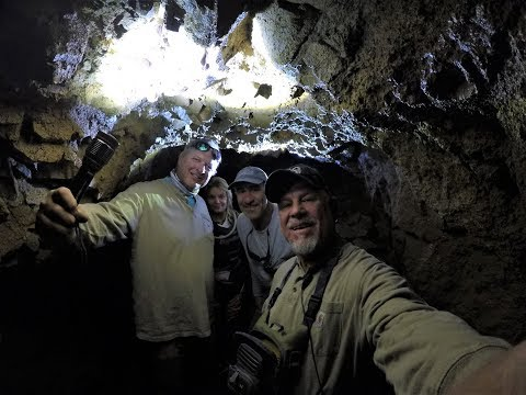 Exploring An Old Mine Tunnel At 10,000ft. In The Mountains Of Montana