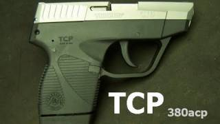 TCP 380 ACP  Pistol by Taurus