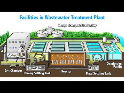 Let's learn about the sewerage system in Yokohama
