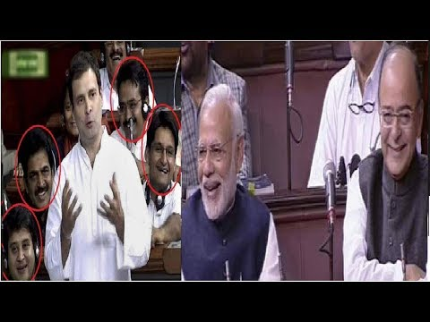 Narendra Modi latest making fun of Rahul Gandhi and Sonia Gandhi  (18/07/2017)