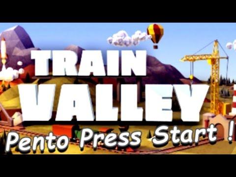 Pento Press Start : Train Valley