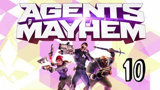 Operation: All You Can Eat | Agents of Mayhem Episode 10