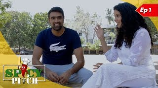 Spicy Pitch Episode 1: Ravichandran Ashwin