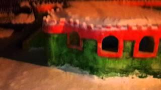 Своими руками. Замок из снега ч.1 (Подарок ребенку(Захотелось чем то заняться в холодные зимние месяцы кроме работы. Пришла в голову вот такая мысль. Замок..., 2015-11-07T15:59:15.000Z)