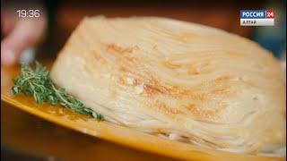 «Пир на весь мир»: Готовим оригинальный мясной пирог «тимбаль» из новогодней французской кухни.
