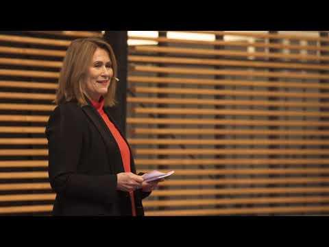 Rethinking Infrastructure in a World Designed for Men | Grete Faremo | TEDxFrederiksberg