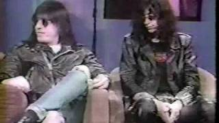 Ramones on the Joe Franklin Show 1988