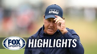 u-s-open-highlights-round-2-phil-mickelson-sergio-garcia-and-justin-thomas-2019-u-s-open