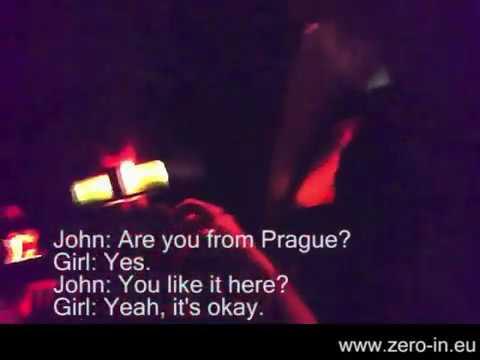 Czech live pickup video 2