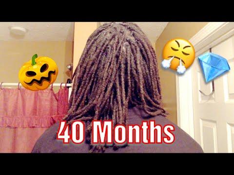 Dreadlock Journey ( 3 Years 4 Months)