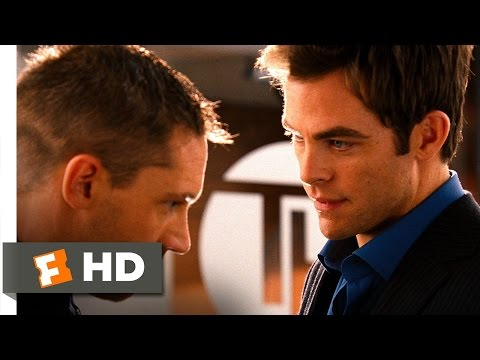 This Means War (2/3) Movie CLIP - Fighting Over Lauren (2012) HD