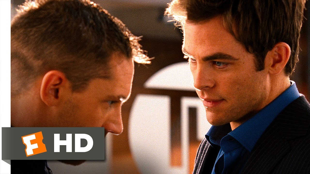 This Means War 23 Movie Clip Fighting Over Lauren 2012 Hd