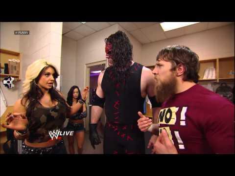 AJ attacks Kaitlyn: Raw, March 25, 2013