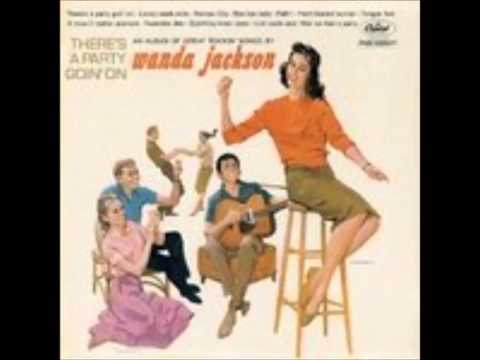 Wanda Jackson   Lonely Weekends 1960