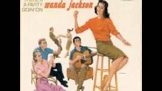Wanda Jackson -  Lonely Weekends (1960).