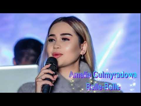 Amalia Gulmyradowa Belle Belle 2020