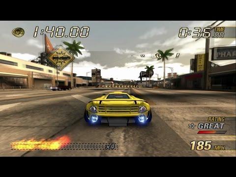 Burnout Revenge PS2 Gameplay HD (PCSX2)