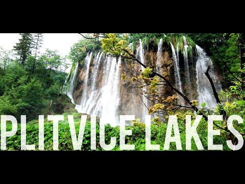 Time-lapse video plitvice lakes Croatia ,Hrvatska (Kroatië) Plitvička Jezera, Gopro hero 4 & hero 3