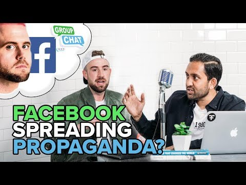 Facebook - A Platform for Propaganda?