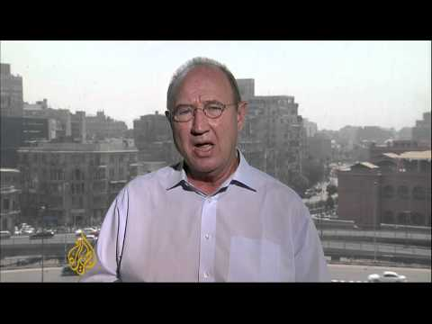 Mike Hanna discusses EU statement about Egypt