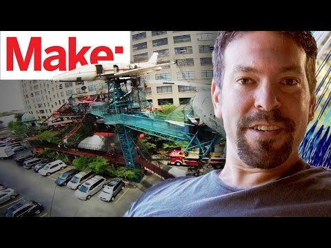 Junk Yard + Jungle Gym: Visiting The City Museum in St. Louis Missouri
