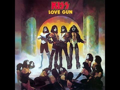 Kiss: 'Love Gun' Deluxe Edition - Unboxing