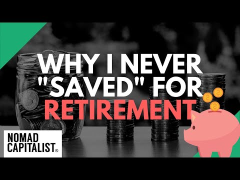 Why I (as A Millionaire) Never Saved For Retirement