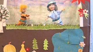 Кукольный музыкальный спектакль ''Летучий корабль''