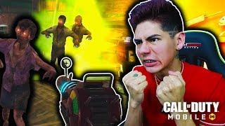 ¡Me enfrento a ZOMBIES en Call of Duty: Mobile! - [ANTRAX] ☣