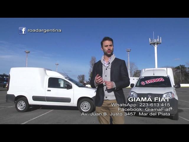OPORTUNIDAD Fiat Fiorino 2018 Giama