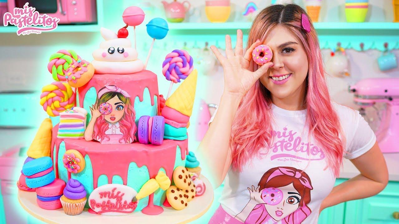 El Pastel Oficial De Mis Pastelitos Mis Pastelitos Youtube