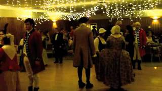 18th Century Cotillion at the Colonial Ball for Needham, MA