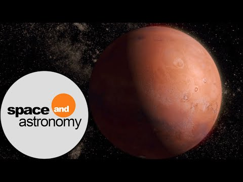 Destination: Mars | Space And Astronomy