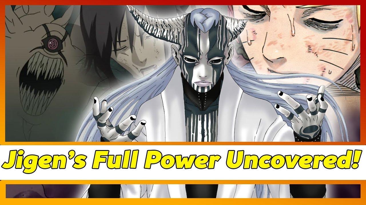 Jigen's Origin? The Death Of Naruto & Sasuke!