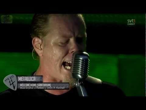 Metallica - Welcome Home (Sanitarium) (Live, Gothenburg July 3. 2011) [HD]
