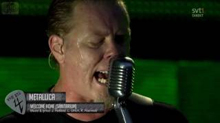 Metallica - Welcome Home (Sanitarium) (Live, Gothenburg July 3. 2011) [HD]