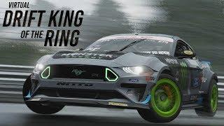 Don Joewon Song Presents: Virtual Drift King Of The Ring