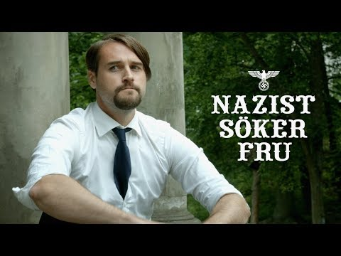 Nazist söker fru