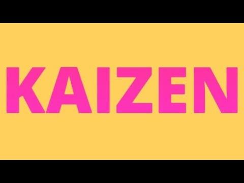 What is Kaizen I Kaizen in Hindi I काइज़ेन क्या है हिंदी में सीखे।
