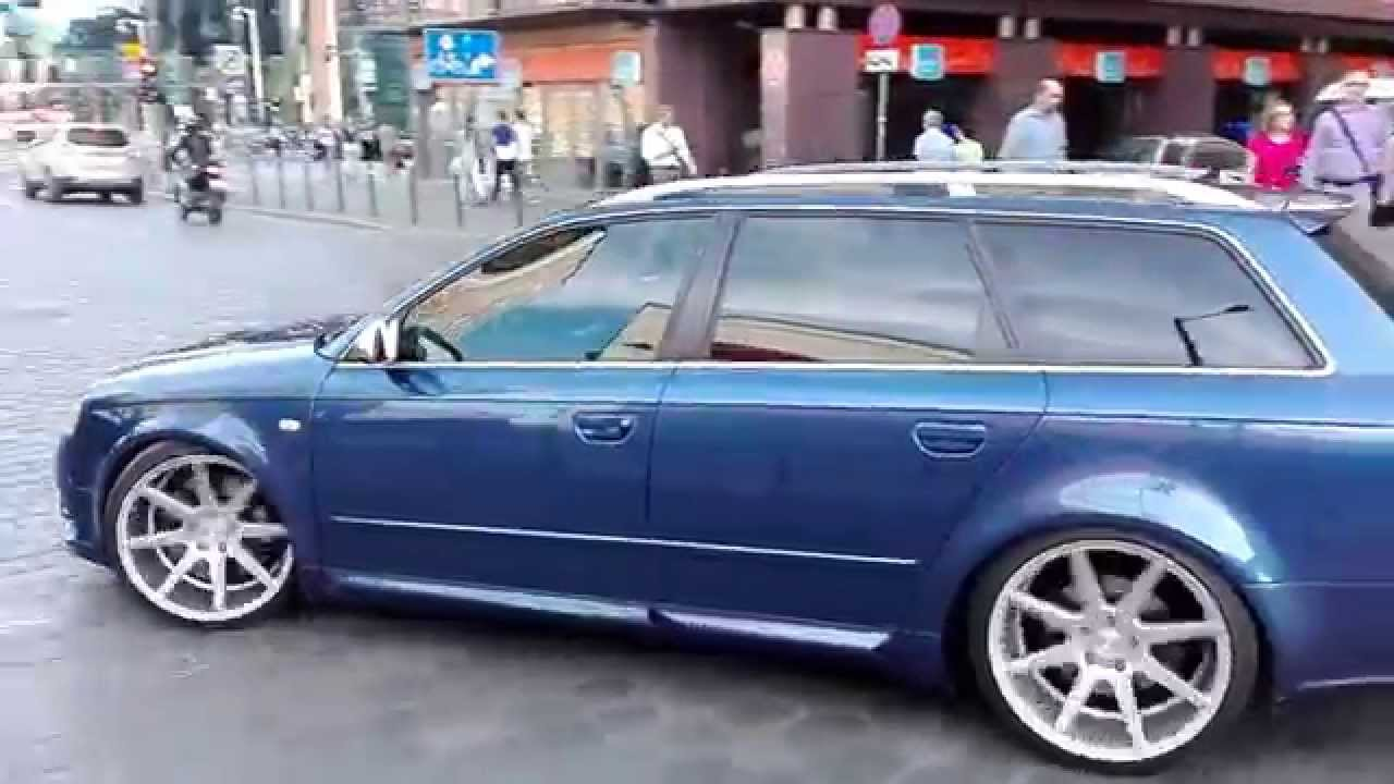 audi a4 b7 avant by akjam youtube. Black Bedroom Furniture Sets. Home Design Ideas