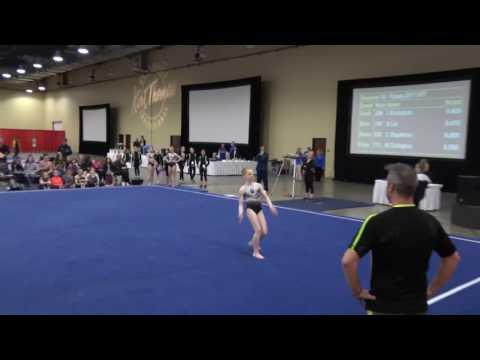 Level 10 Kurt Thomas (Event Finals) - Floor