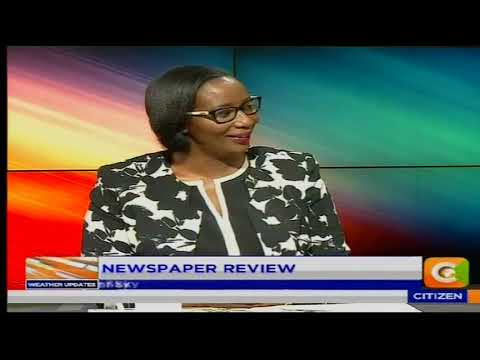 power breakfast: News Review